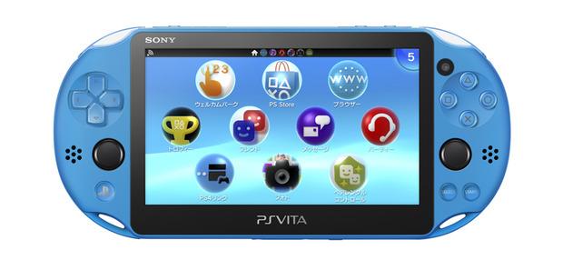 PlayStation Vita: Sony annuncia tre nuove colorazioni per il Giappone