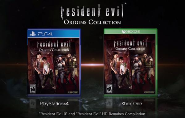 Resident Evil Origins Collection arriverà su PlayStation 4 e Xbox One a gennaio