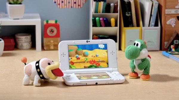 Poochy & Yoshi's Woolly World annunciato per Nintendo 3DS