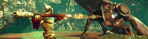 Enslaved, una valanga di immagini per ricordare l'uscita del gioco