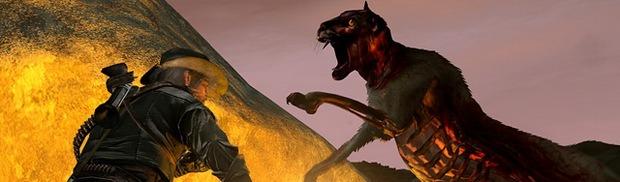 Red Dead Redemption - Undead Nightmare, immagini della caccia