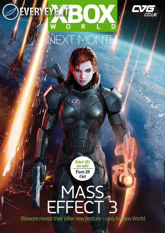 Mass Effect 3: un grande annuncio entro la fine del mese