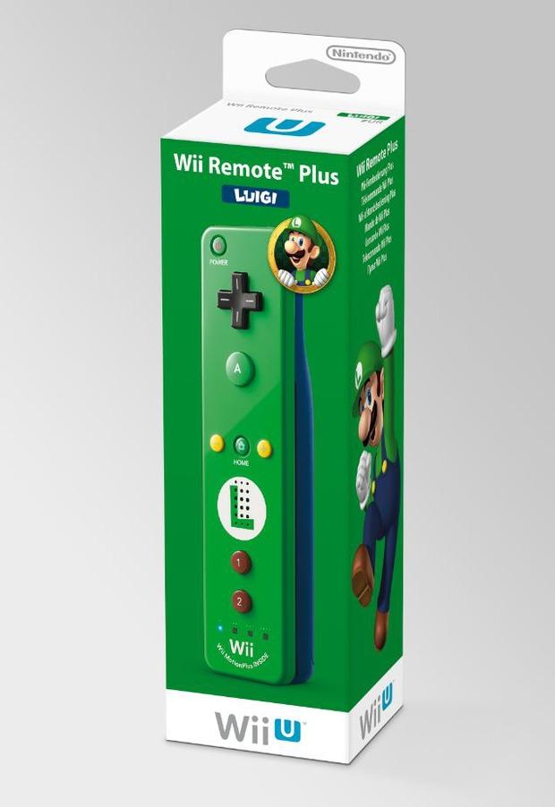 Wii Remote Plus: annunciati due modelli dedicati a Mario e Luigi