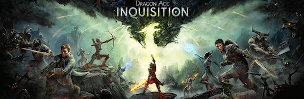 Dragon Age Inquisition: poster dei personaggi - Notizia