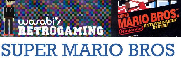 Super Mario Bros giocato da Wasabi su Eyetube - Notizia