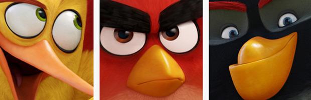Angry Birds: svelato il cast di doppiatori, ecco la prima foto - Notizia