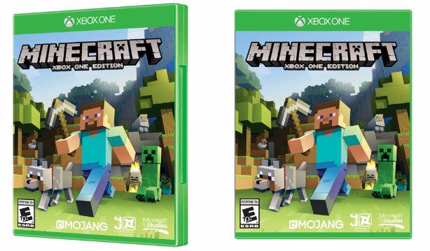 Minecraft per Xbox One: data di uscita dell'edizione retail negli USA