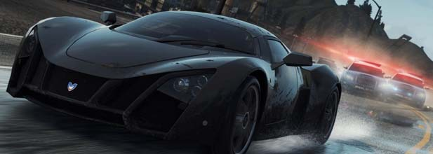 Need For Speed: Most Wanted - recensione - XBOX 360