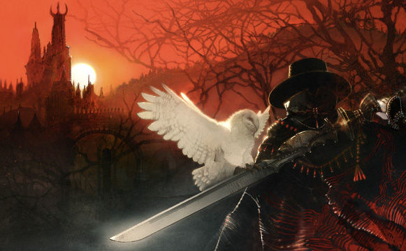 Il primo artwork del nuovo action RPG di Square Enix