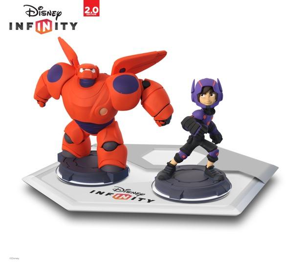Disney Infinity 2.0: arrivano i personaggi di Big Hero 6