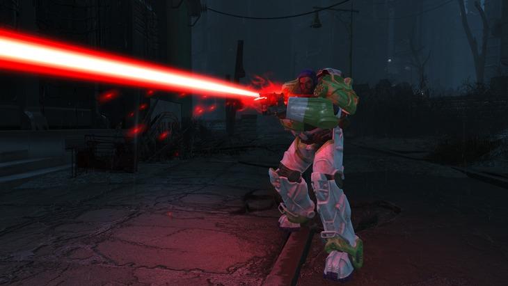 Fallout 4: una mod introduce l'armatura di Buzz Lightyear