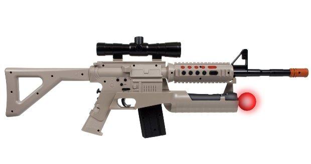 Un fucile d'assalto per il Move