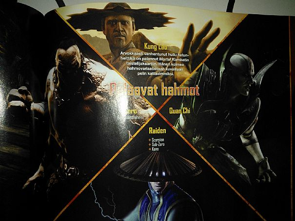 Mortal Kombat X: confermata la presenza di Kung Lao