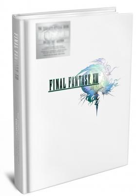 Final Fantasy XIII, in arrivo la guida strategica da collezione