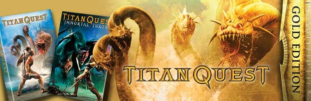 [Steam] Mid-week Deal: Titan Quest Gold a soli 4,99 euro