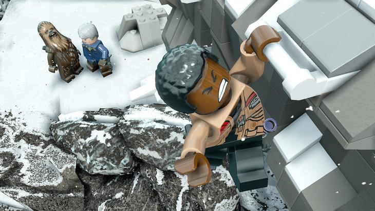 LEGO Star Wars: Il Risveglio della Forza, trailer di debutto e prime immagini