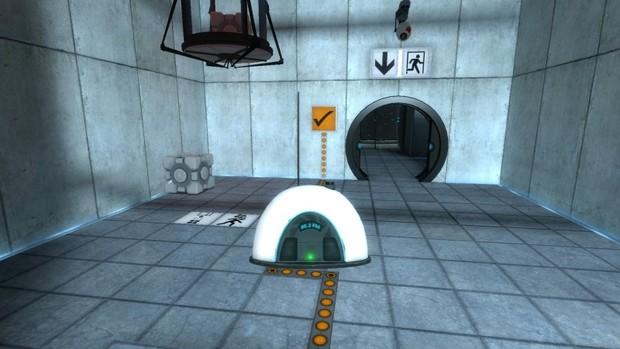 Portal, un nuovo messaggio cifrato trasmesso dalla radio del gioco