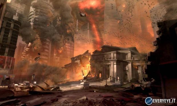 Mattiew Hopper su Doom 4: le immagini trapelate di recente non hanno nulla a che fare con il titolo.