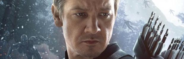 Avengers: Age of Ultron, ecco il character poster di Occhio di Falco
