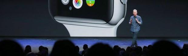 Apple Watch disponibile ad aprile anche al di fuori degli USA, parola di Tim Cook