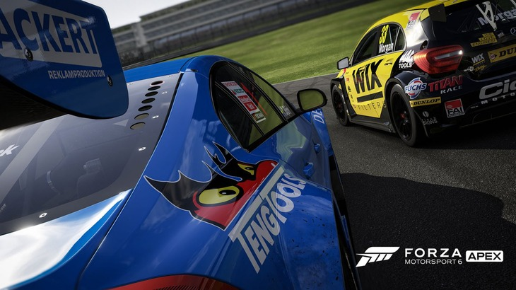 Forza Motorsport 6 Apex: trailer di debutto e prime immagini