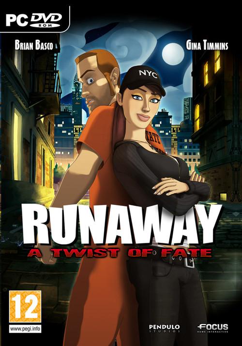 Runaway : A Twist Of Fate, disponibile la demo