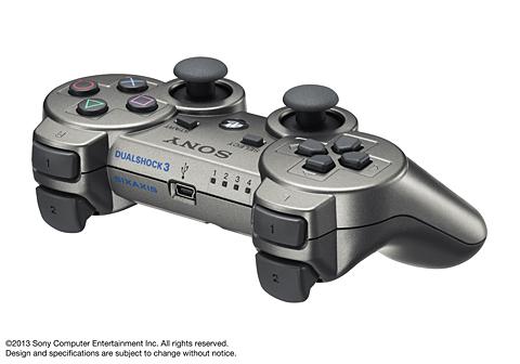 PS3: Sony annuncia un DualShock metallizzato in Giappone