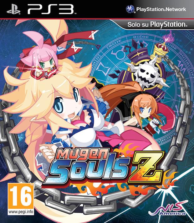 Mugen Souls Z: nuove immagini e copertina della versione PAL
