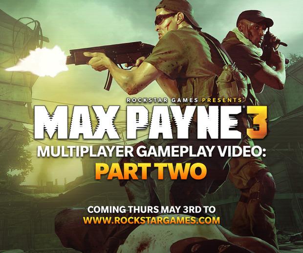 Max Payne 3: domani nuovo trailer dedicato al multiplayer
