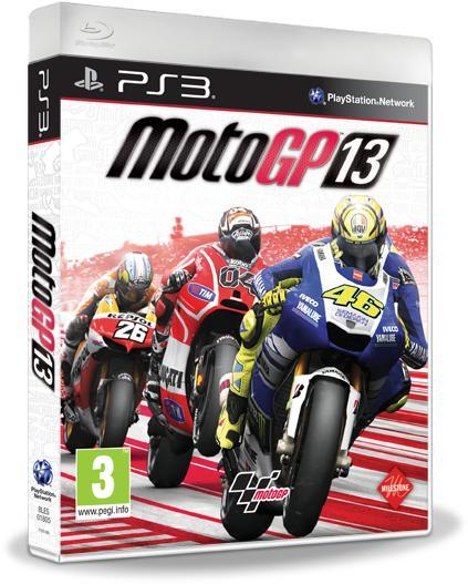 MotoGPT13: Annunciati i packshot ufficiali