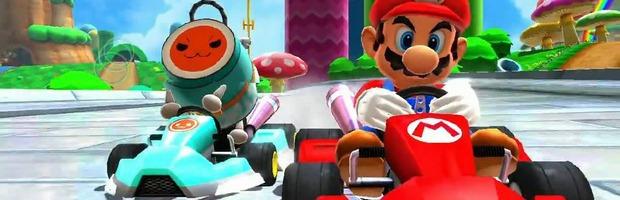 Mario Kart 8: 3.49 milioni di copie vendute - Notizia
