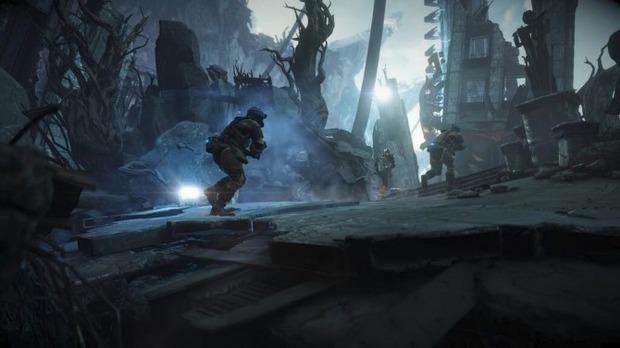 Killzone Shadow Fall: uno sguardo alla mappa gratuita 'The Canyon'