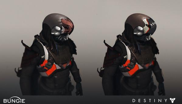 Destiny: Bungie mostra un nuovo casco esotico
