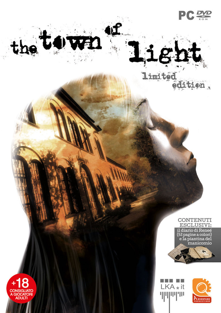 The Town of Light: annunciata la Limited Edition