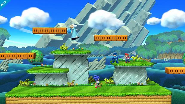 Super Smash Bros: due nuove immagini per la versione Wii U