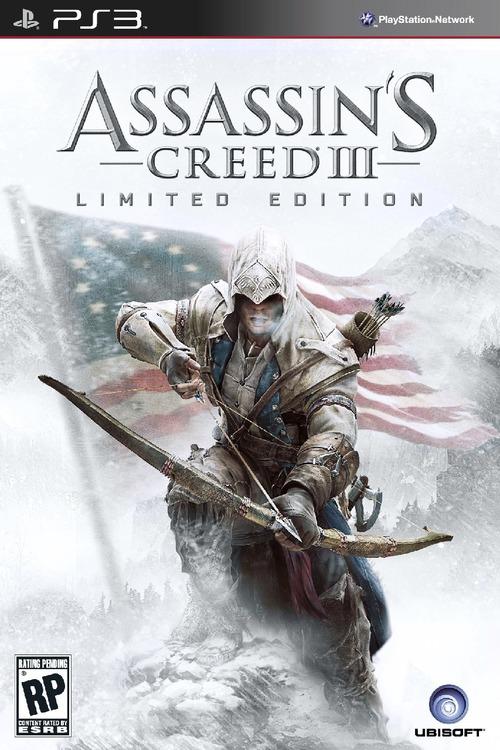 Assassin's Creed 3: annunciata una limited edition negli USA