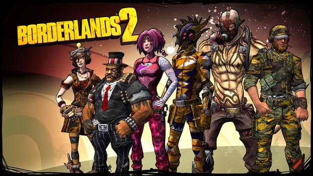 Borderlands 2: rilasciate nuove skin per i personaggi