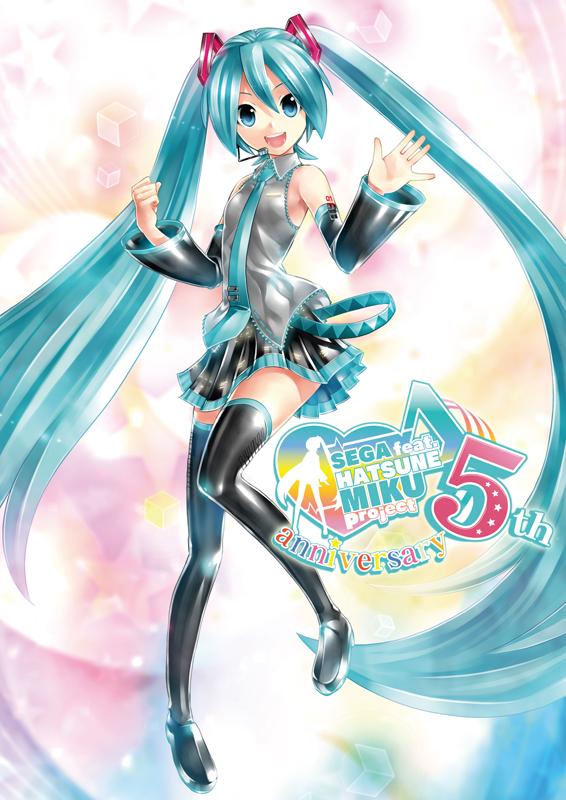Hatsune Miku: 2.5 milioni di copie vendute in Giappone