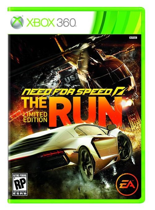 Need for Speed: The Run: annunciata la Limited Edition