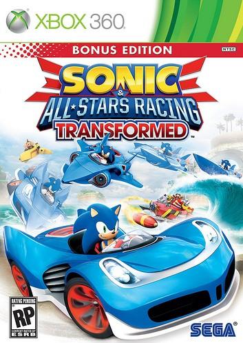 Sonic & All-Stars Racing Transformed: annunciata la bonus edition