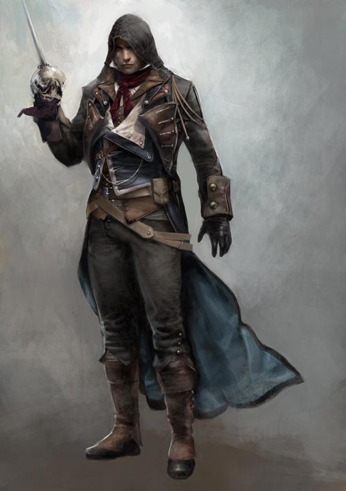 Assassin's Creed Unity: nuove informazioni su Arno, il protagonista