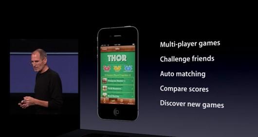 Nuove informazioni su Game Center, la risposta Apple al LIVE di MS