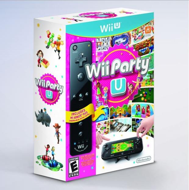 Wii Party U arriverà in Europa il 25 Ottobre - previsto bundle con Wii Remote Plus