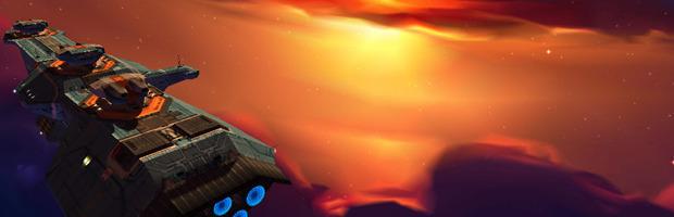 Homeworld HD: un video mostra le differenze rispetto al gioco originale - Notizia