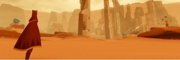 Journey per PlayStation 4: nuovo trailer - Notizia
