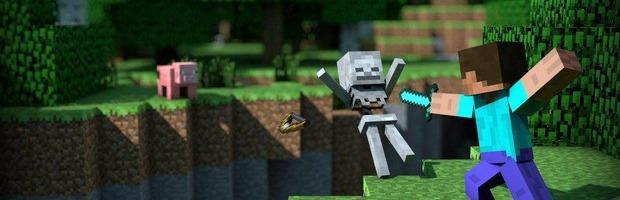 Minecraft: non sono in programma altri porting per console - Notizia