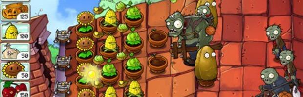 Plants Vs Zombies 2: nuovo aggiornamento disponibile - Notizia