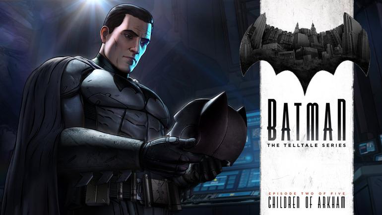 Batman The Telltale Series: l'episodio 2 arriverà il 20 settembre