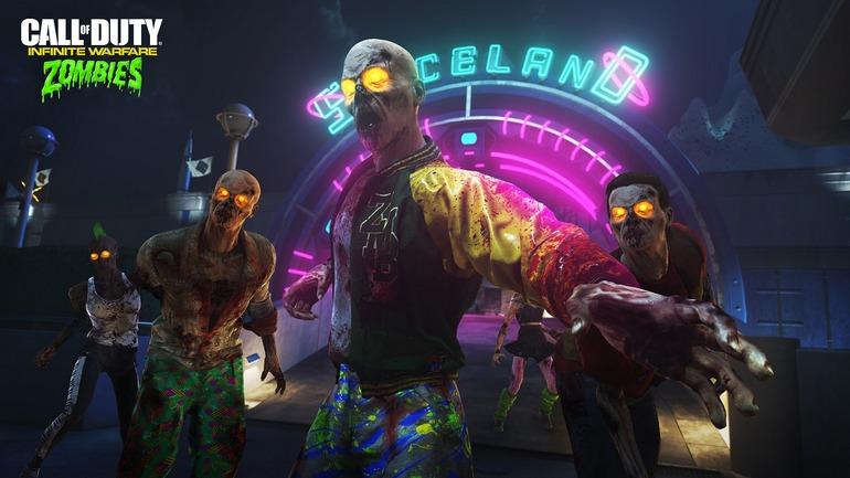 Call of Duty Infinite Warfare: 13 cose da sapere sulla modalità zombie