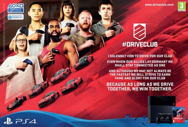 Driveclub, un nuovo spot TV